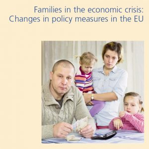 capa relatrio families and economic crisis